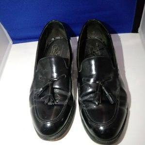 FLORSHEIM IMPERIAL COLLECTION tassle loafers 10.5